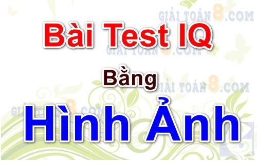 Bai Test Iq Bang Hinh Anh