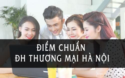 diem chuan dai hoc thuong mai ha noi 2019
