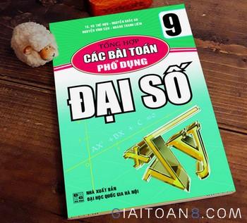 sach tham khao toan 9