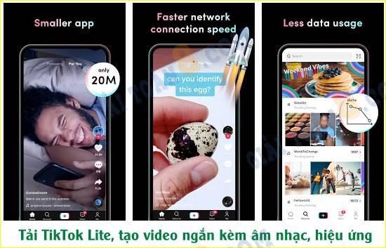 download TikTok Lite